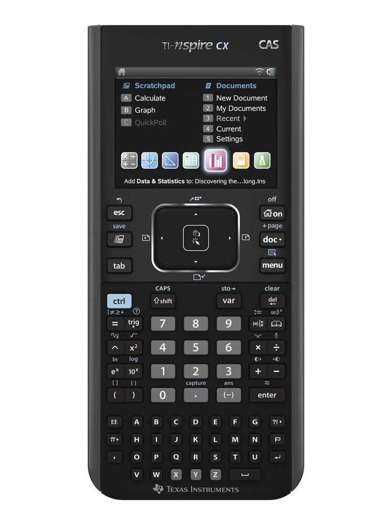 Calculadora Ti-nspire Cx CAS